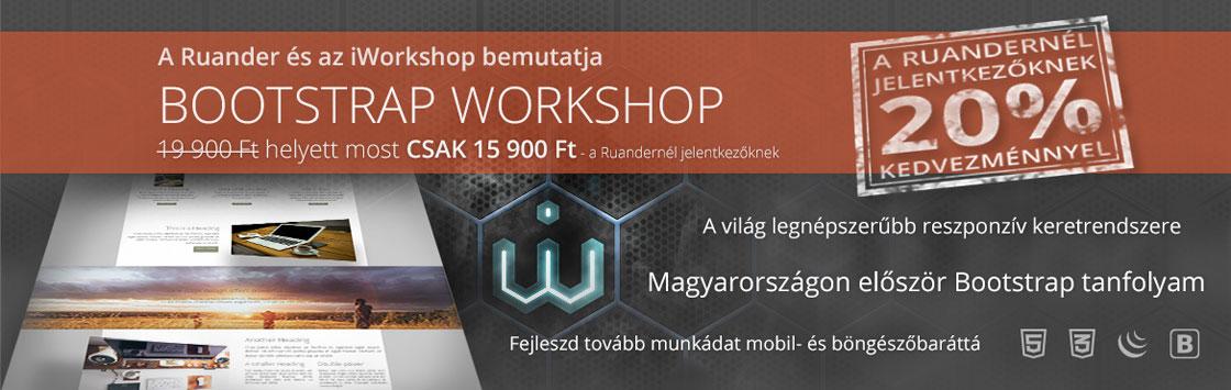Bootstrap 3.3.4. Workshop