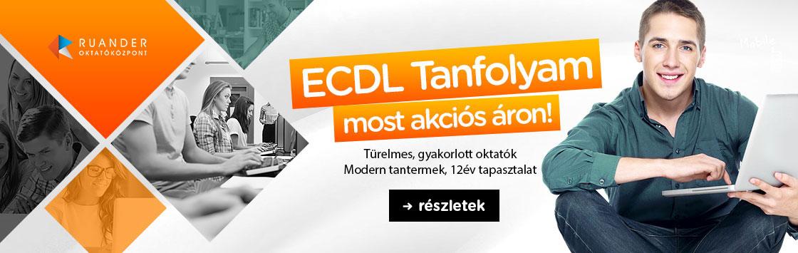 ECDL tanfolyam