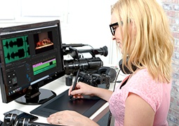 Videoszerkesztő tanfolyam