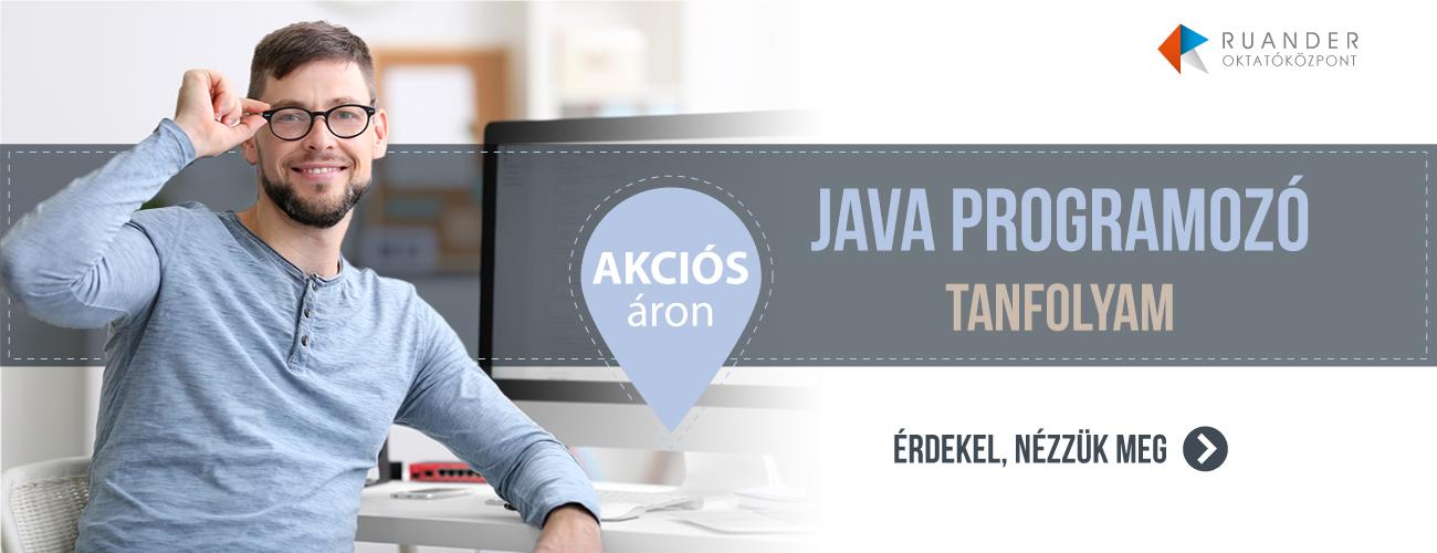 Java programozó