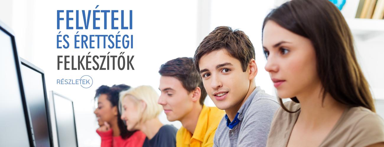 Gimnáziumi és felvételi előkészítők